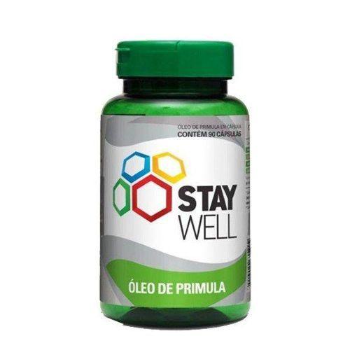 Óleo de Primula 90 caps Stay Well Sports Nutrition