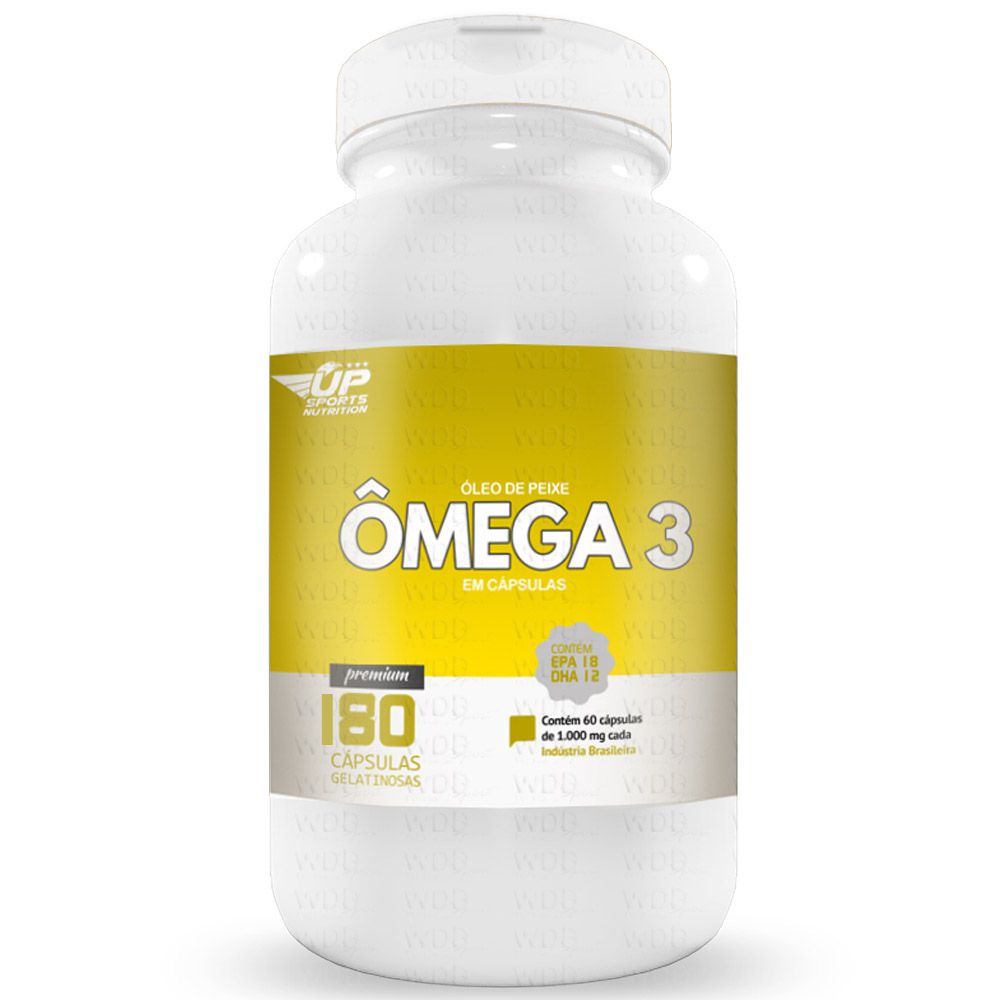 Ômega 3 180 caps Up Sports Nutrition