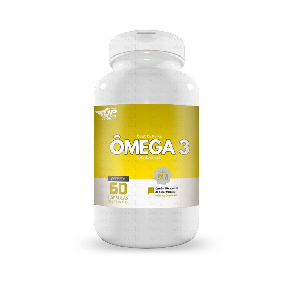Ômega 3 60 caps Up Sports Nutrition