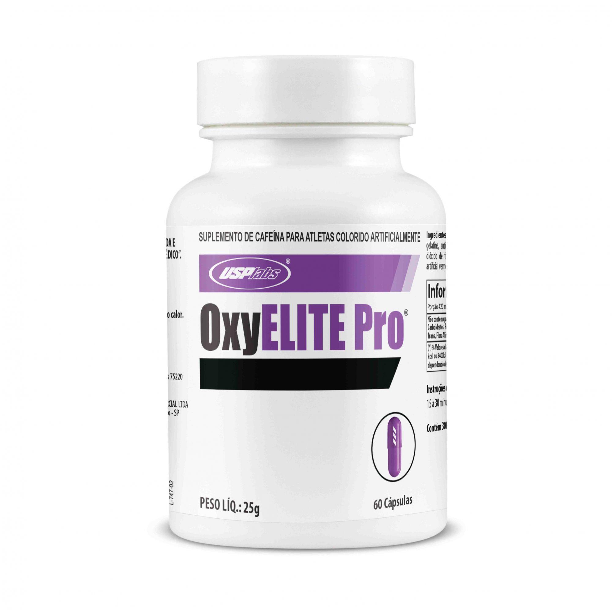 OxyElite PRO 60 caps USP Labs