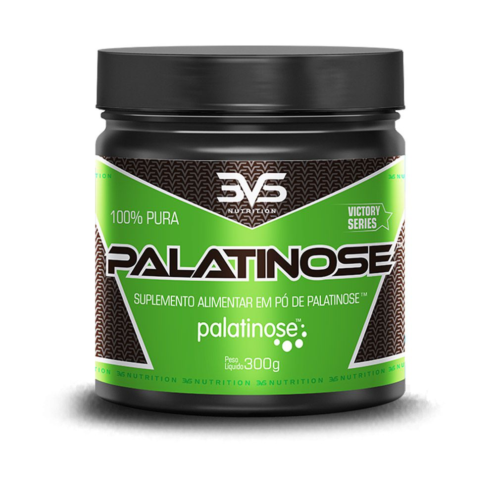 Palatinose 100% Pura 300g 3VS Nutrition