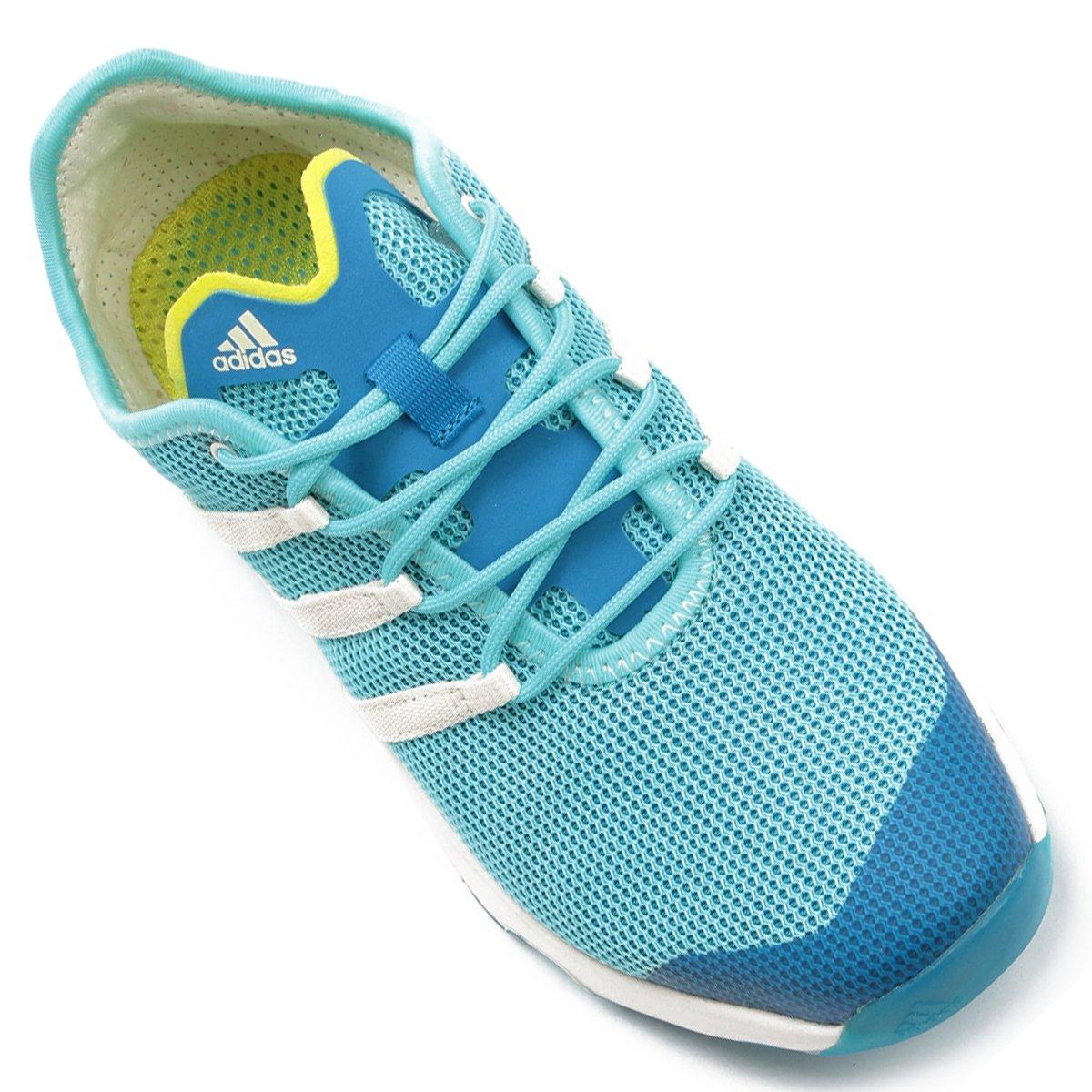 Par de Tênis Adidas Climacool Voyager azl/bco