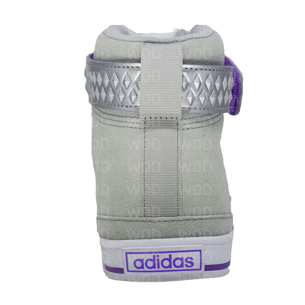 Par de Tênis Adidas Neo Twist Mid  vdc/pta/rxo