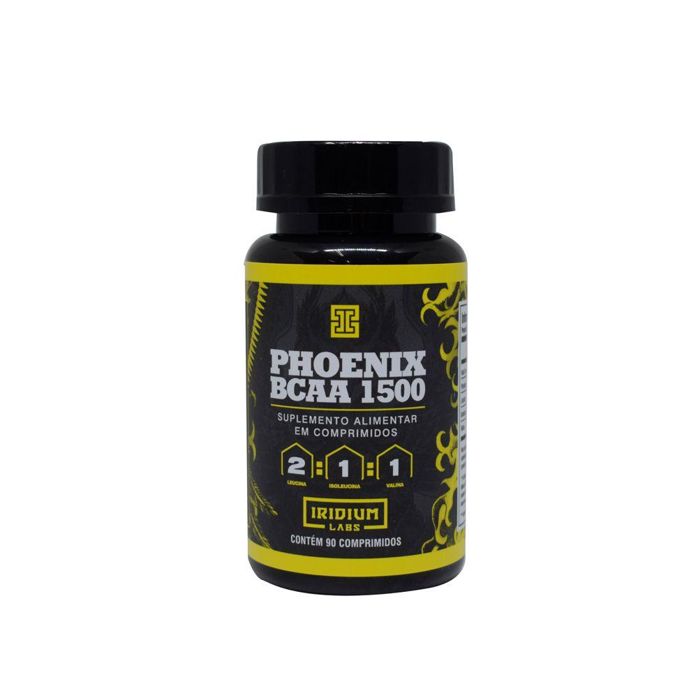 Phoenix BCAA 1500 2:1:1 90 caps Iridium Labs