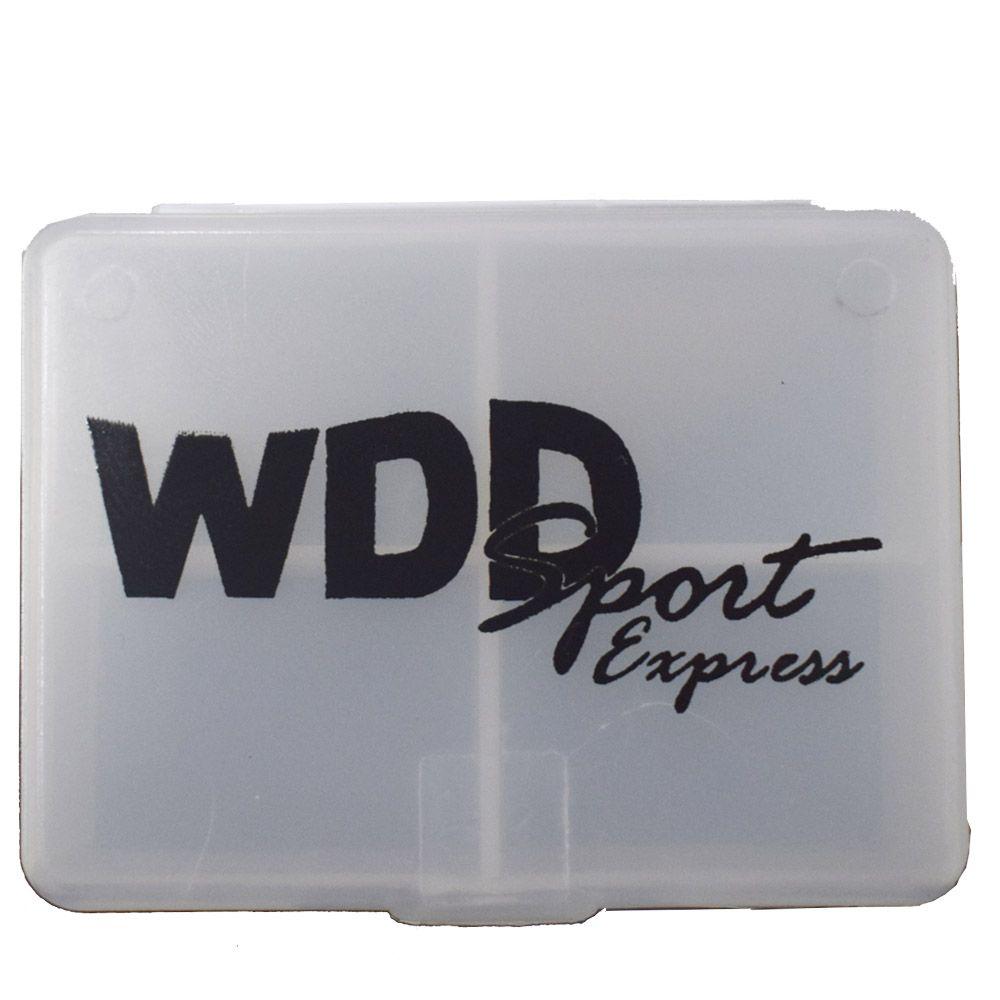 Porta Comprimidos 4 divisórias Wdd Sport