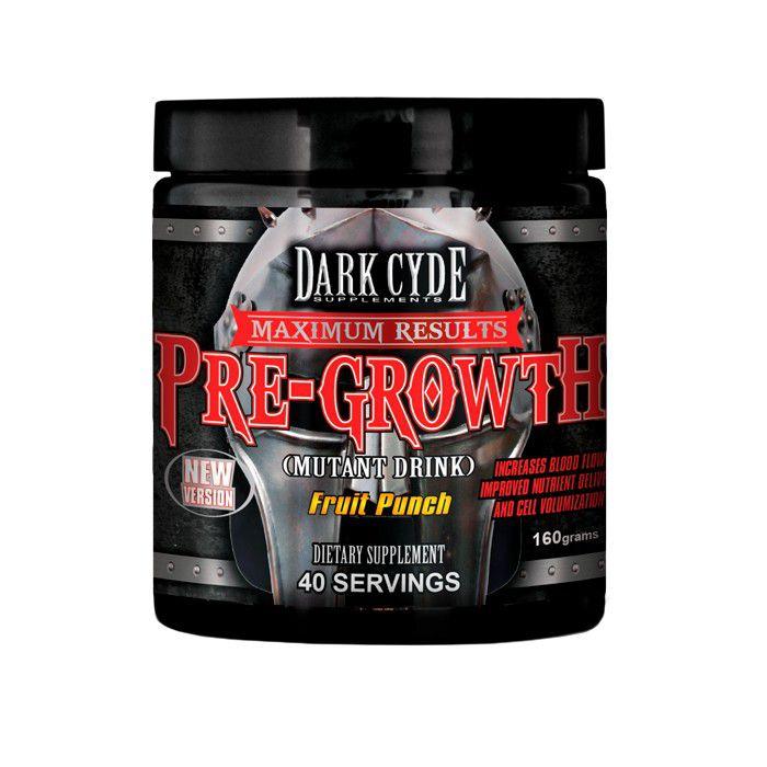 Pré Treino Pre Growth 160g Dark Cyde