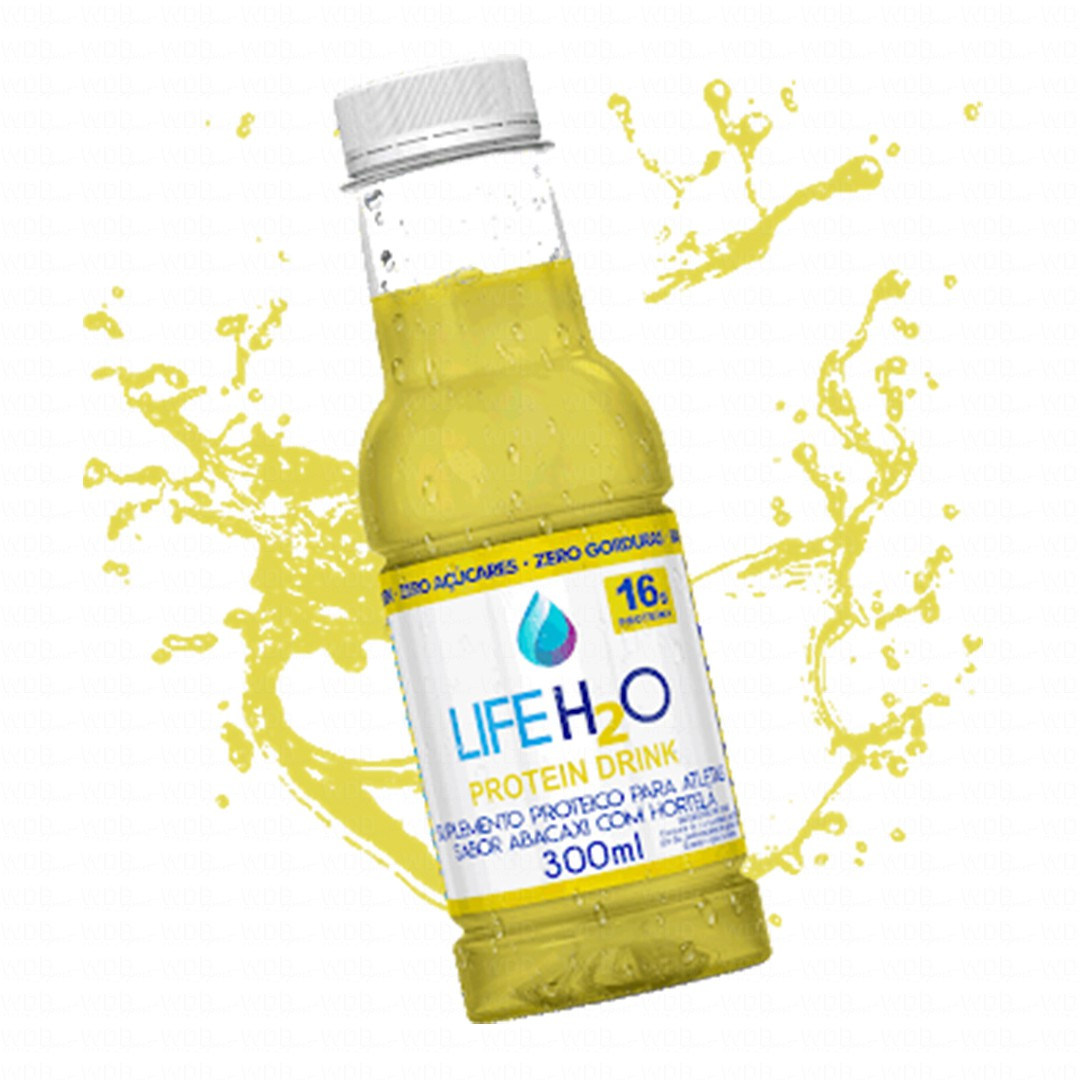 Protein Drink 300ml Life H2O