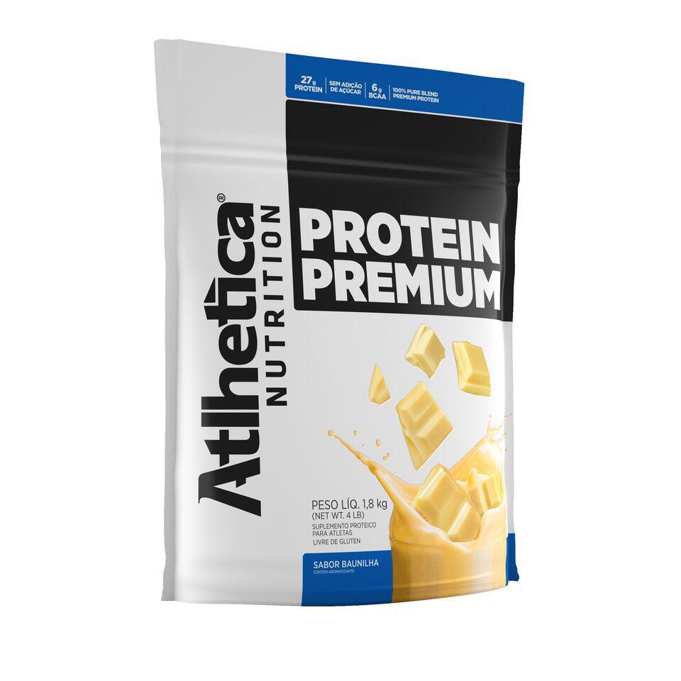 Protein Premium 1,8kg Atlhetíca Nutrition