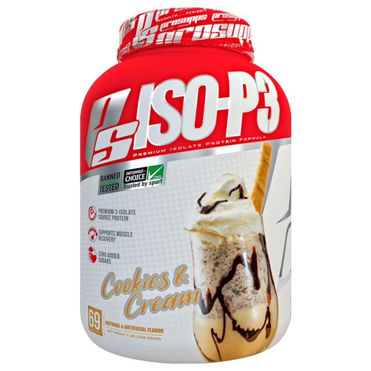 Ps Iso P3 2268g ProSupps