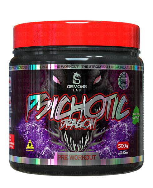 Psichotic 500g Demons Lab