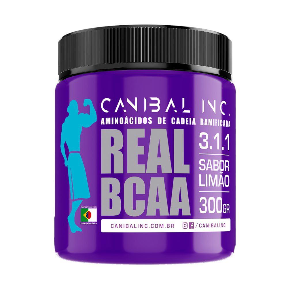 Real BCAA 300g Canibal Inc