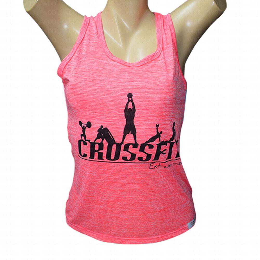Regata Costas Vazada Crossfit Extreme Fitness