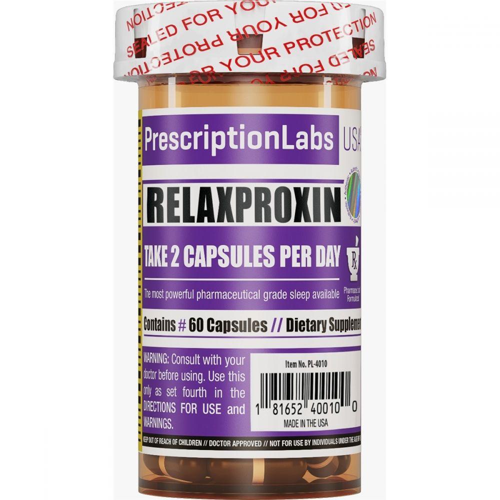 Relaxproxin 60 caps PrescriptionLabs