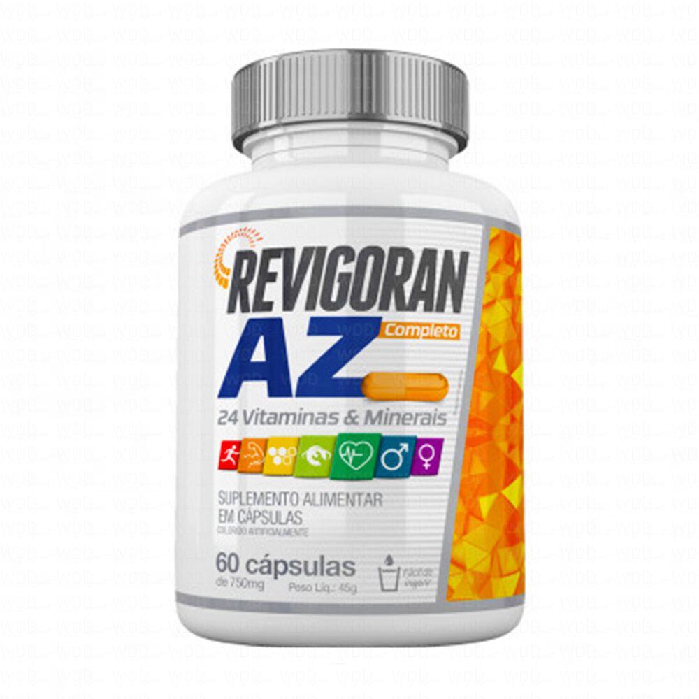 Revigoran A-Z 60 caps Nutrends