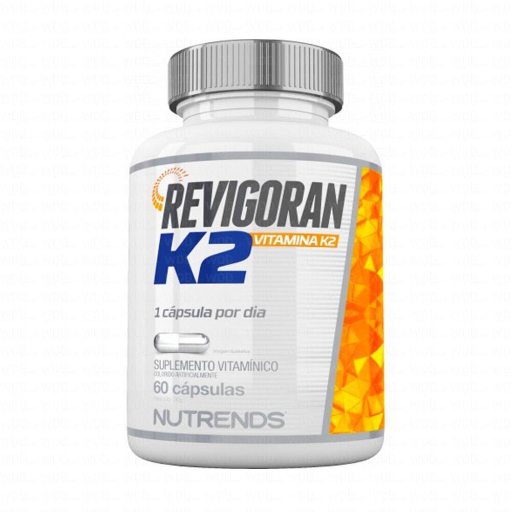 Revigoran Vitamina K2 60 caps Nutrends