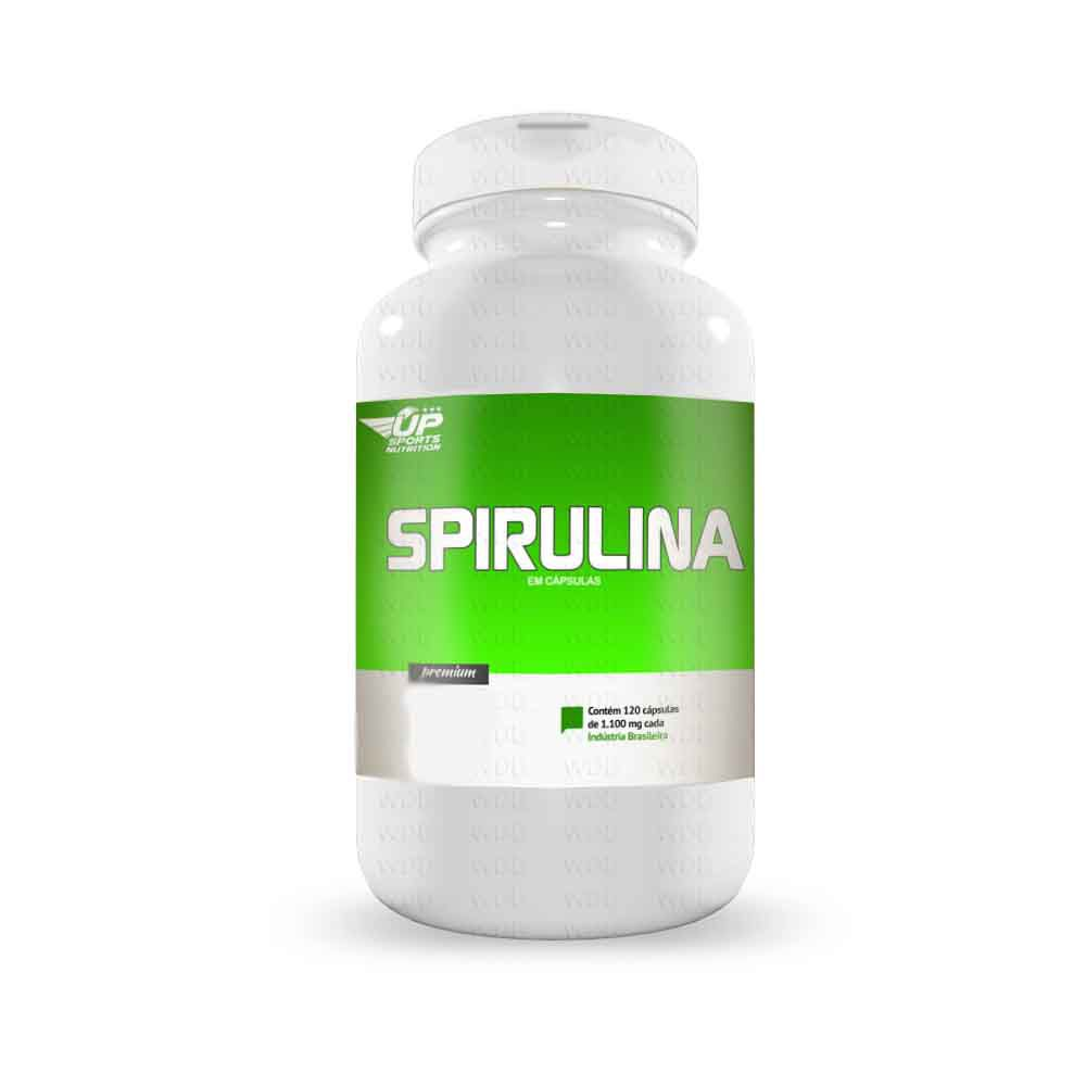 Spirulina 60 caps Up Sports Nutrition