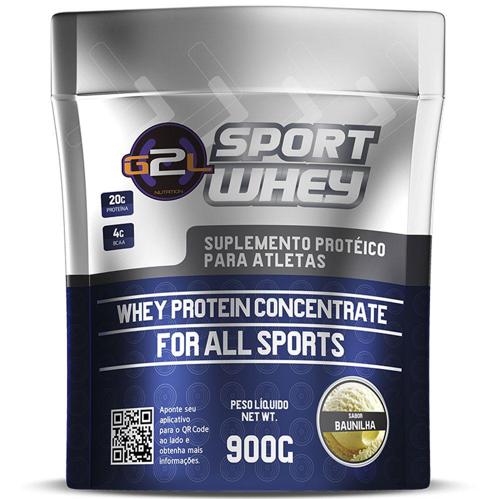 Sport Whey 900g G2L Nutrition