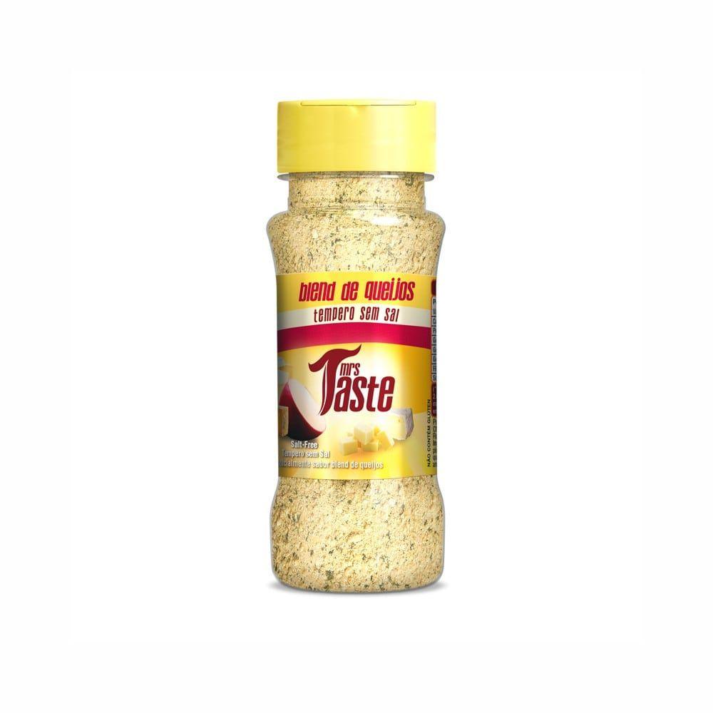 Tempero Blend de Queijos 55g Mrs Taste