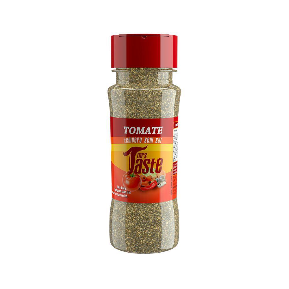 Tempero Tomate 55g Mrs Taste