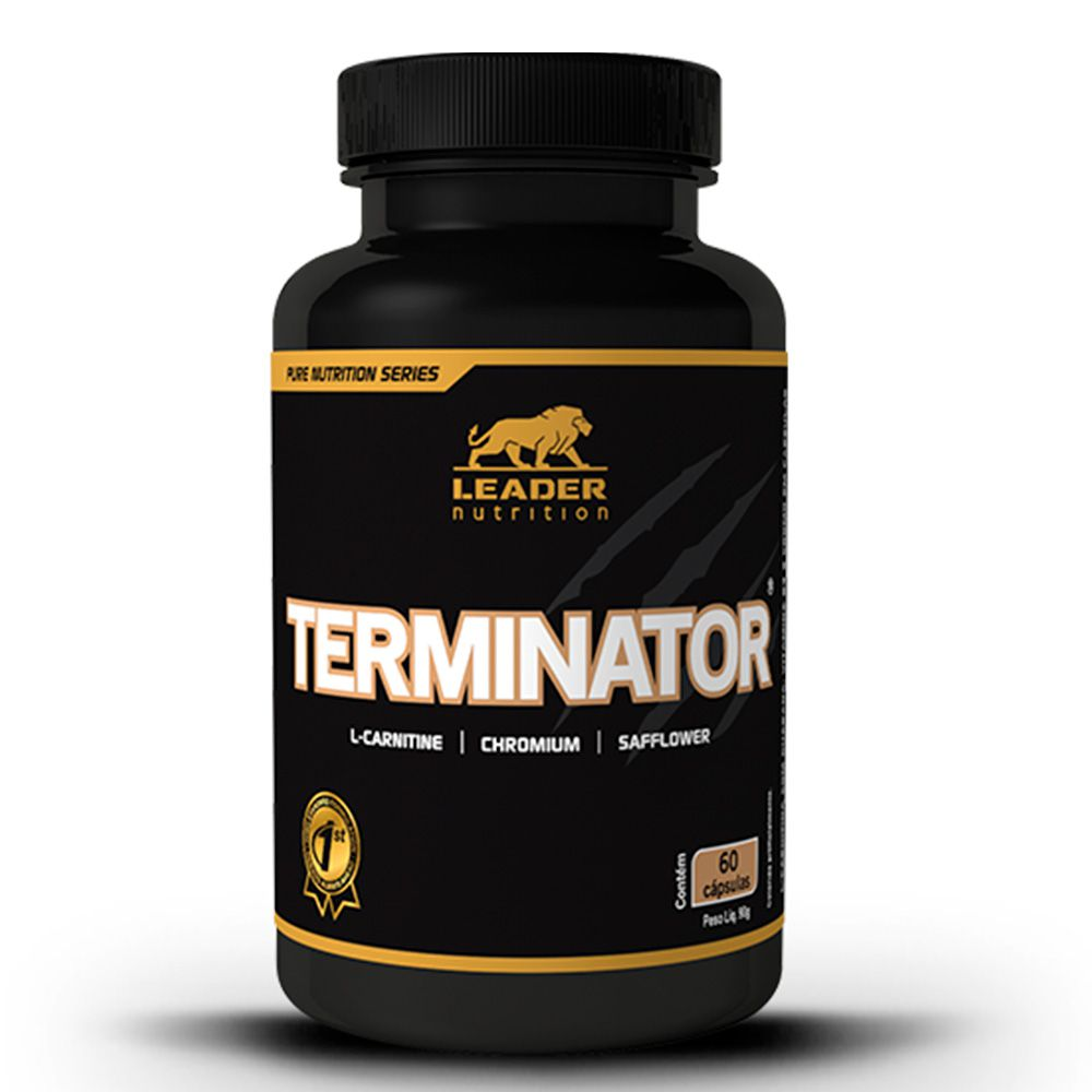 Terminator 60Caps Leader Nutrition