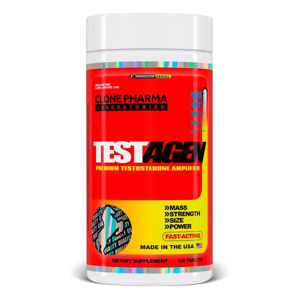 Testagen 120tabs Clone Pharma