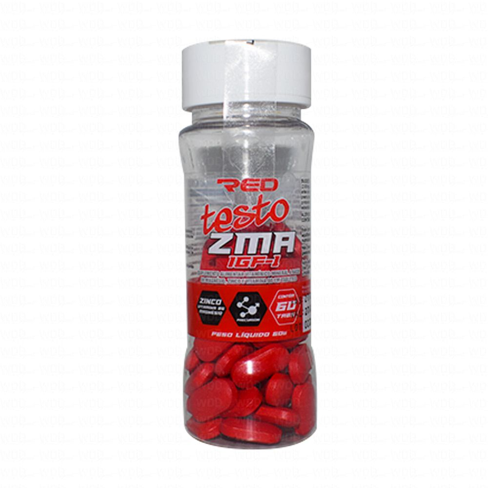 Testo ZMA IFG-1 60 tabs Red Series