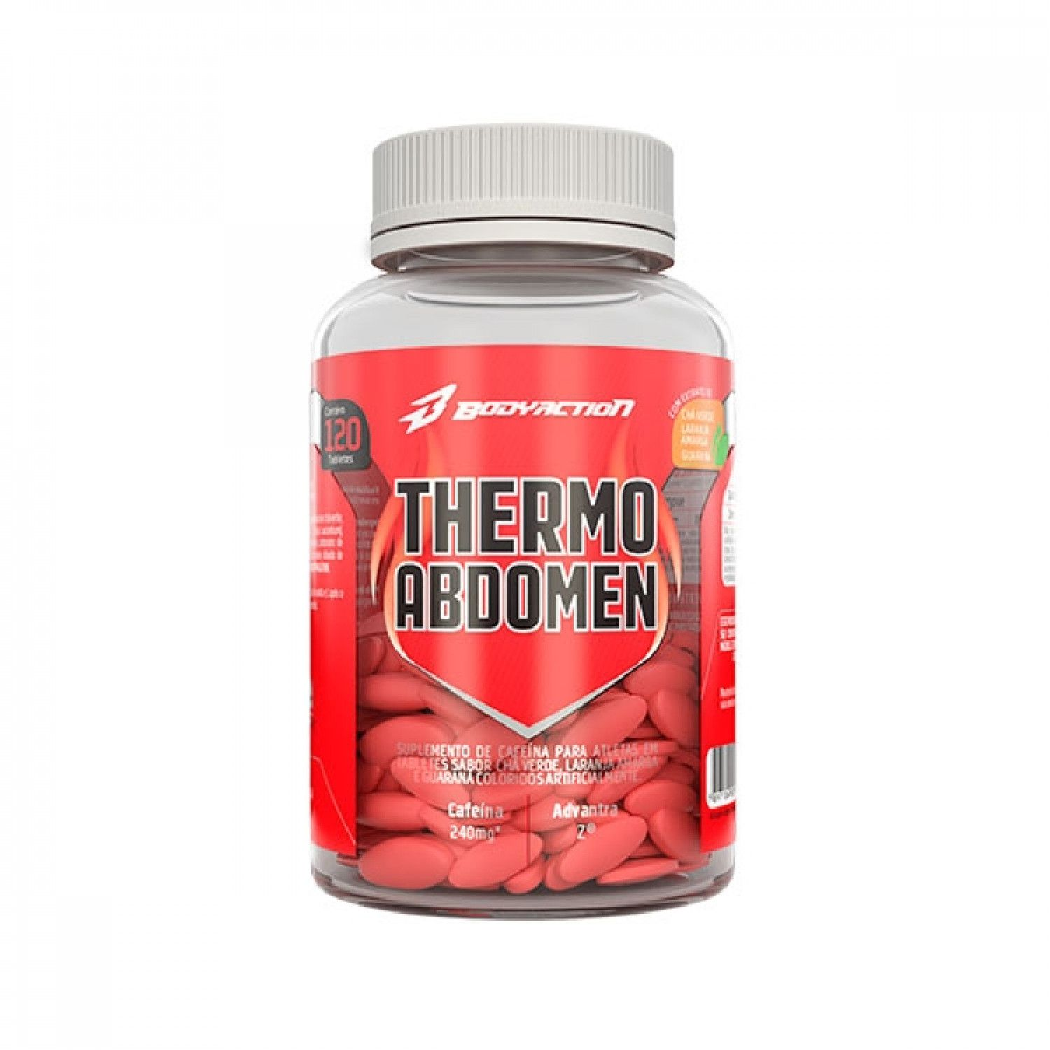 Thermo Abdomen 120 caps  Body Action
