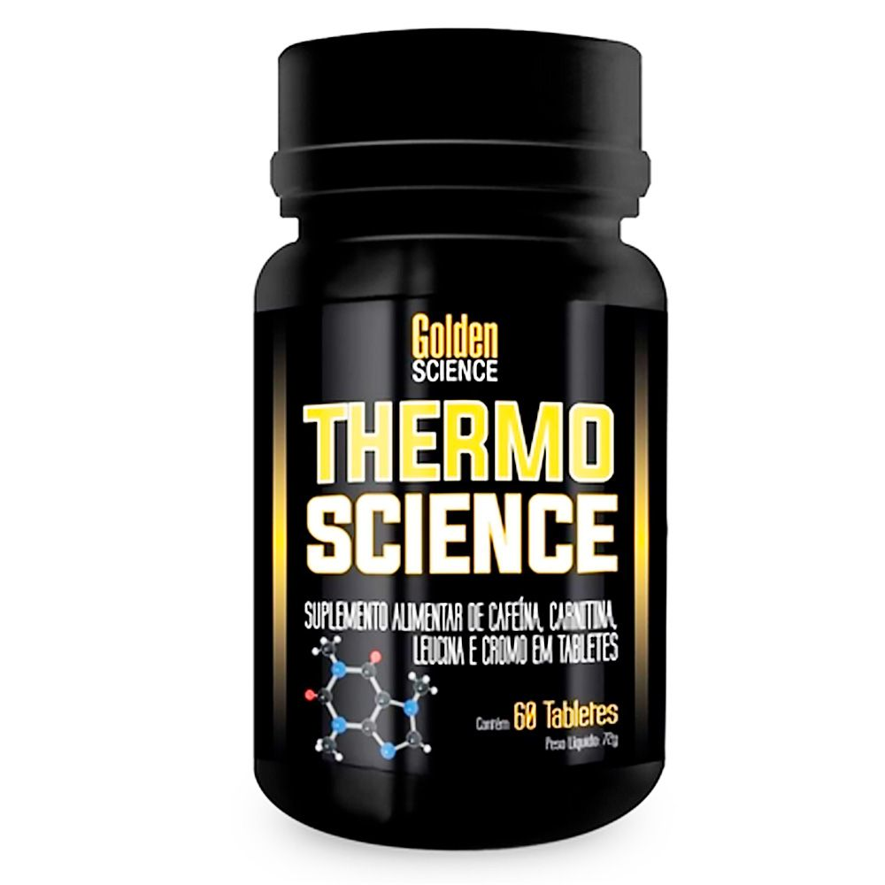 Thermo Science 60 Caps Golden Science