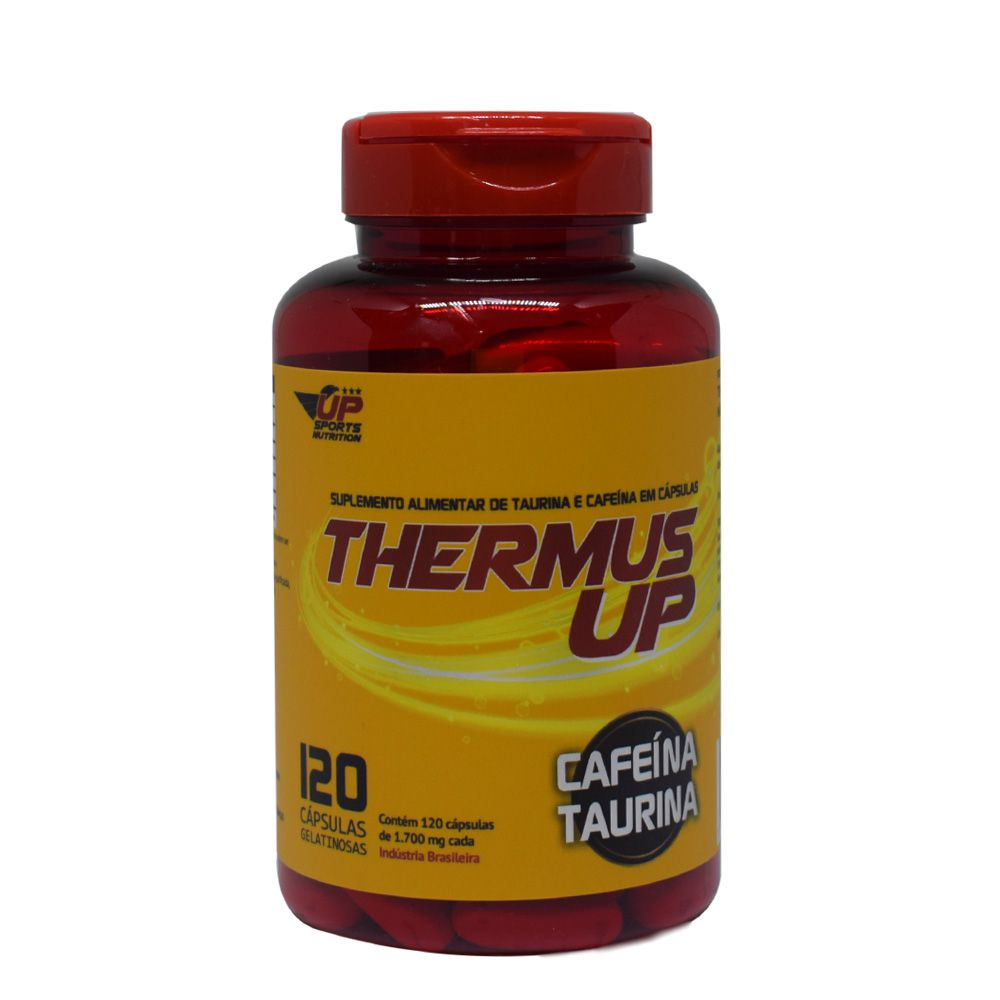 Thermus Up 120 Cápsulas Up Sports Nutrition