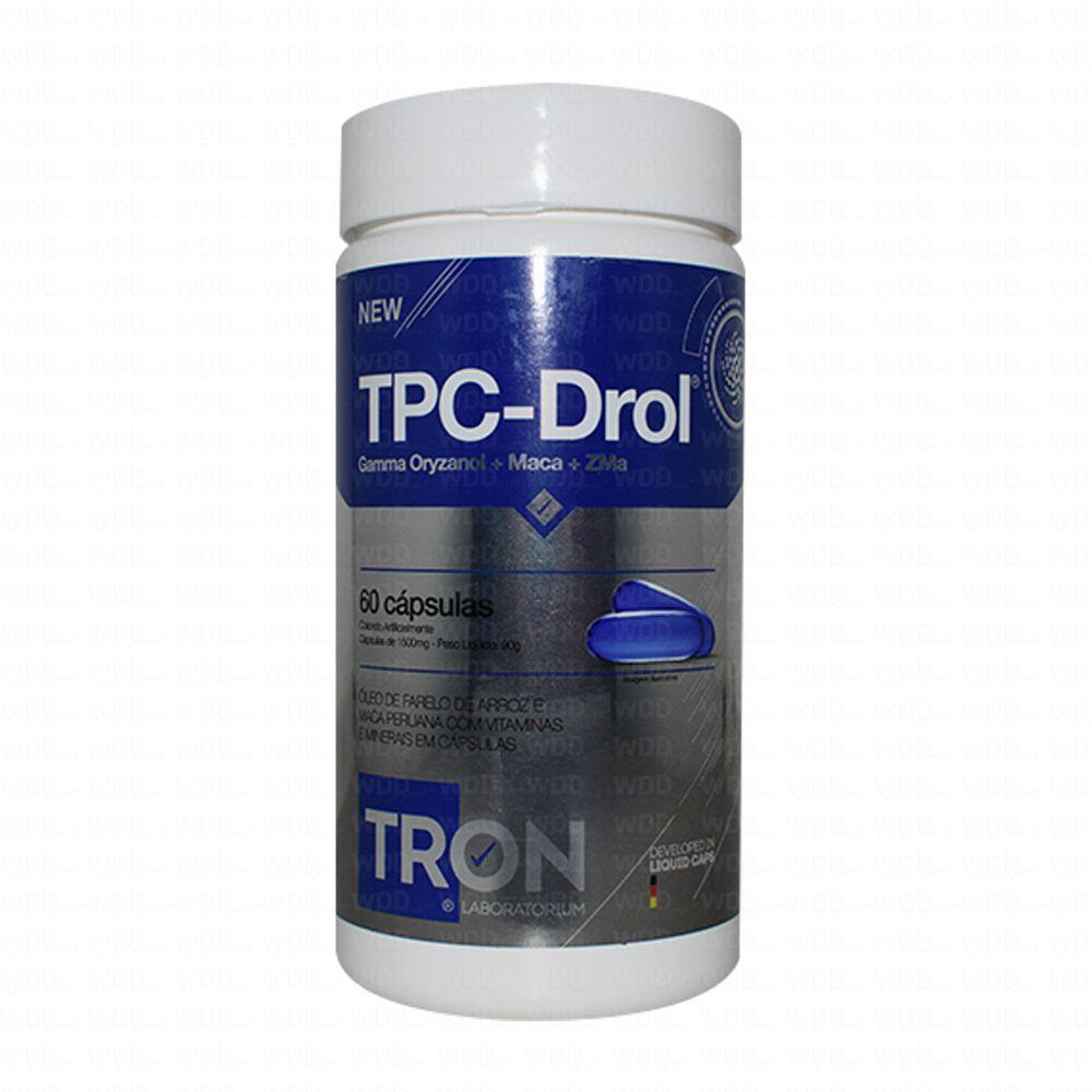 TPC-Drol 1500mg 60 caps Tron Laboratorium