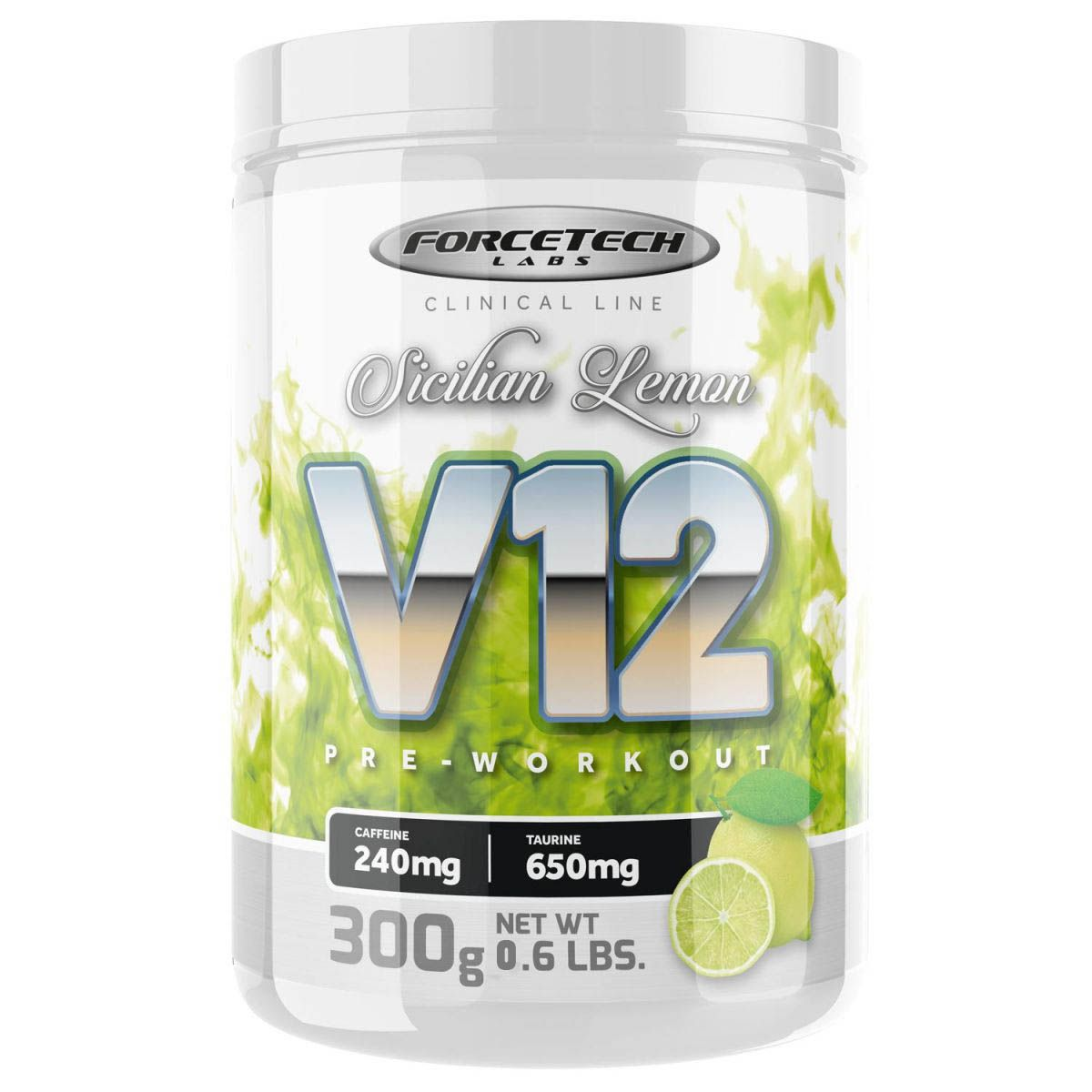 V12 Pre Workout 300g Forcetech Labs
