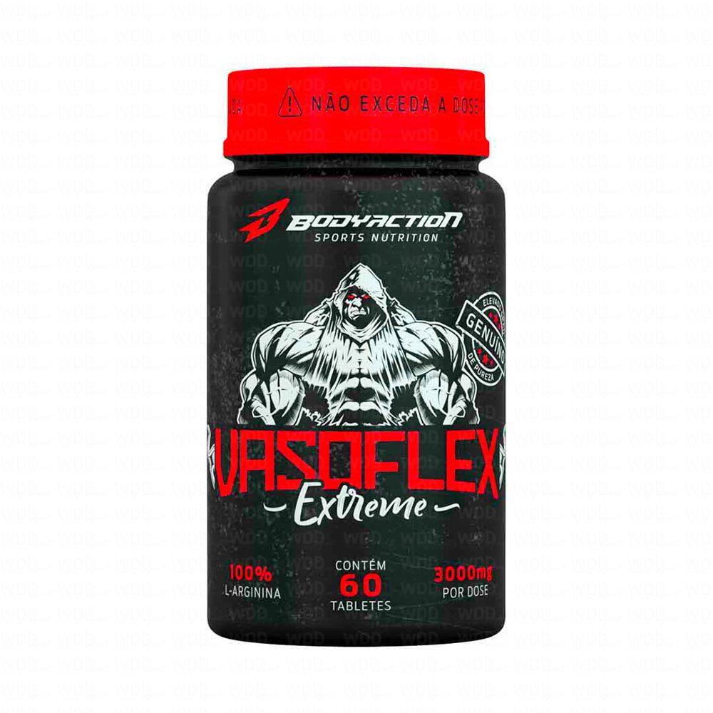 Vasoflex Extreme 60 tabs Body Action