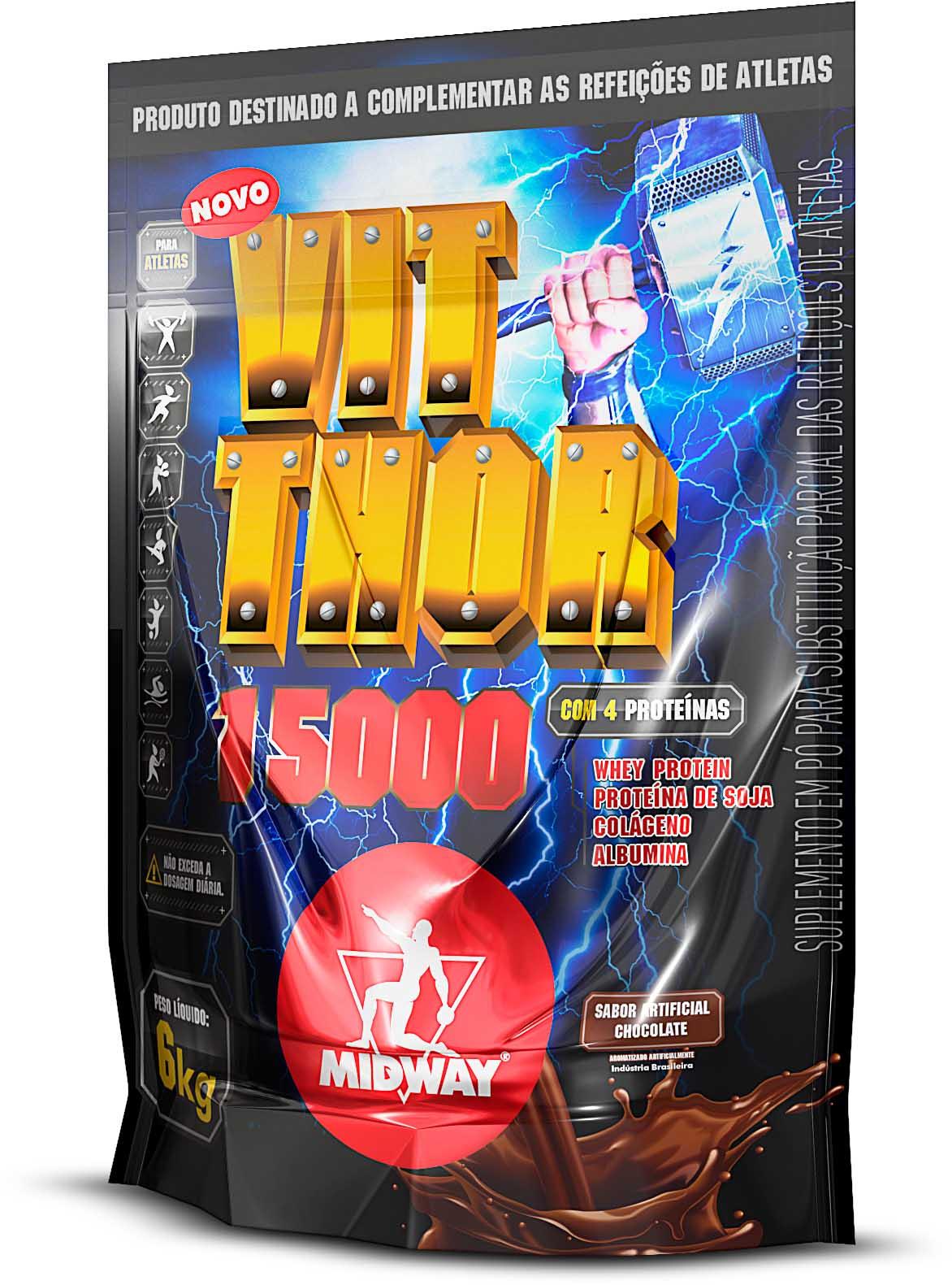 Vit Thor 15000 6kg Midway