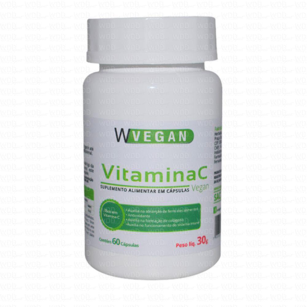 Vitamina C 60 caps WVegan