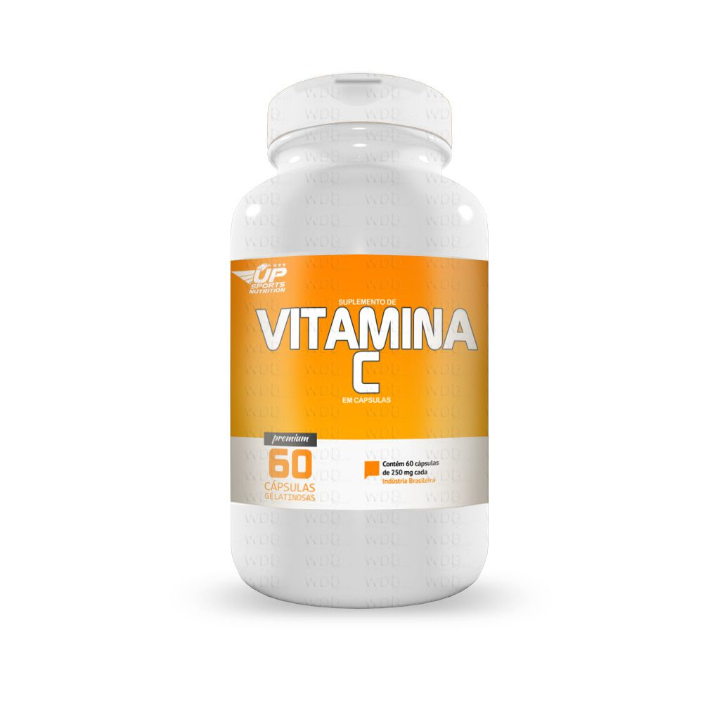 Vitamina C 60 caps Up Sports Nutrition