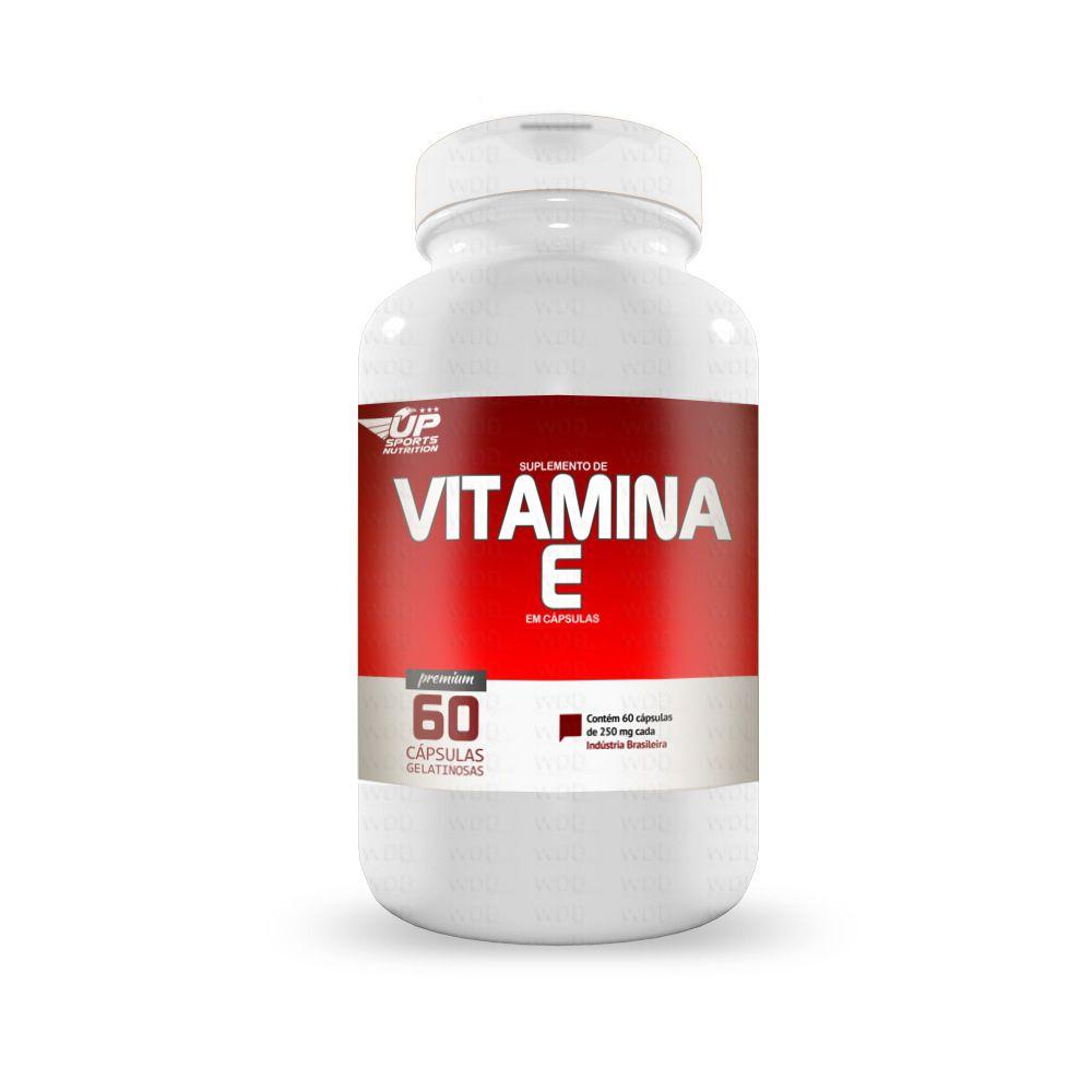 Vitamina E 60 caps Up Sports Nutrition