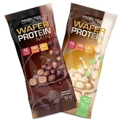 Wafer Protein Mini 50g Probiotica