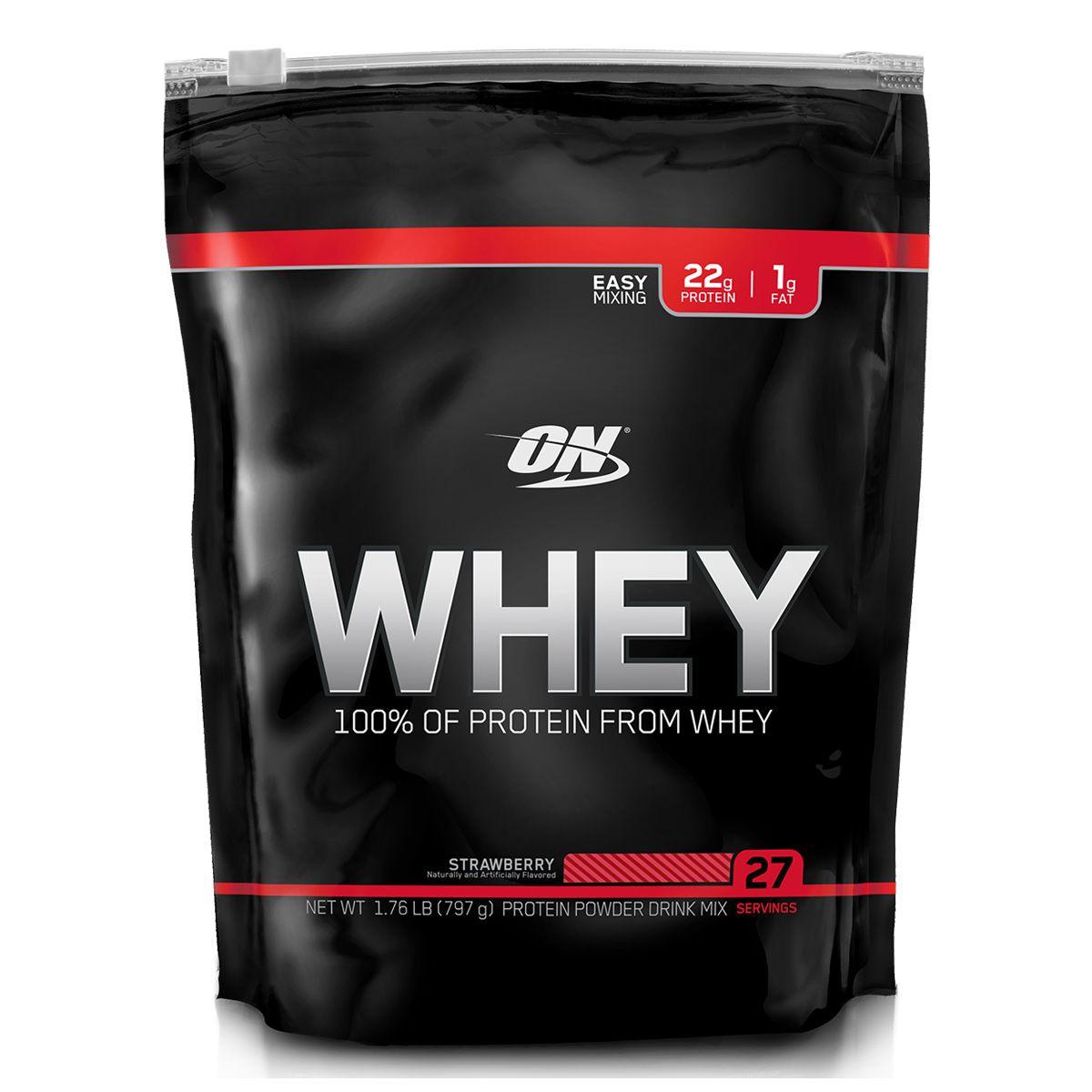 Whey 100% Of Protein ON 797g Optimum
