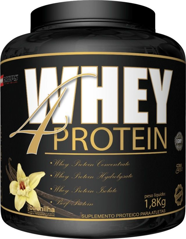 Whey 4 Protein 1,8kg  Pro Corps