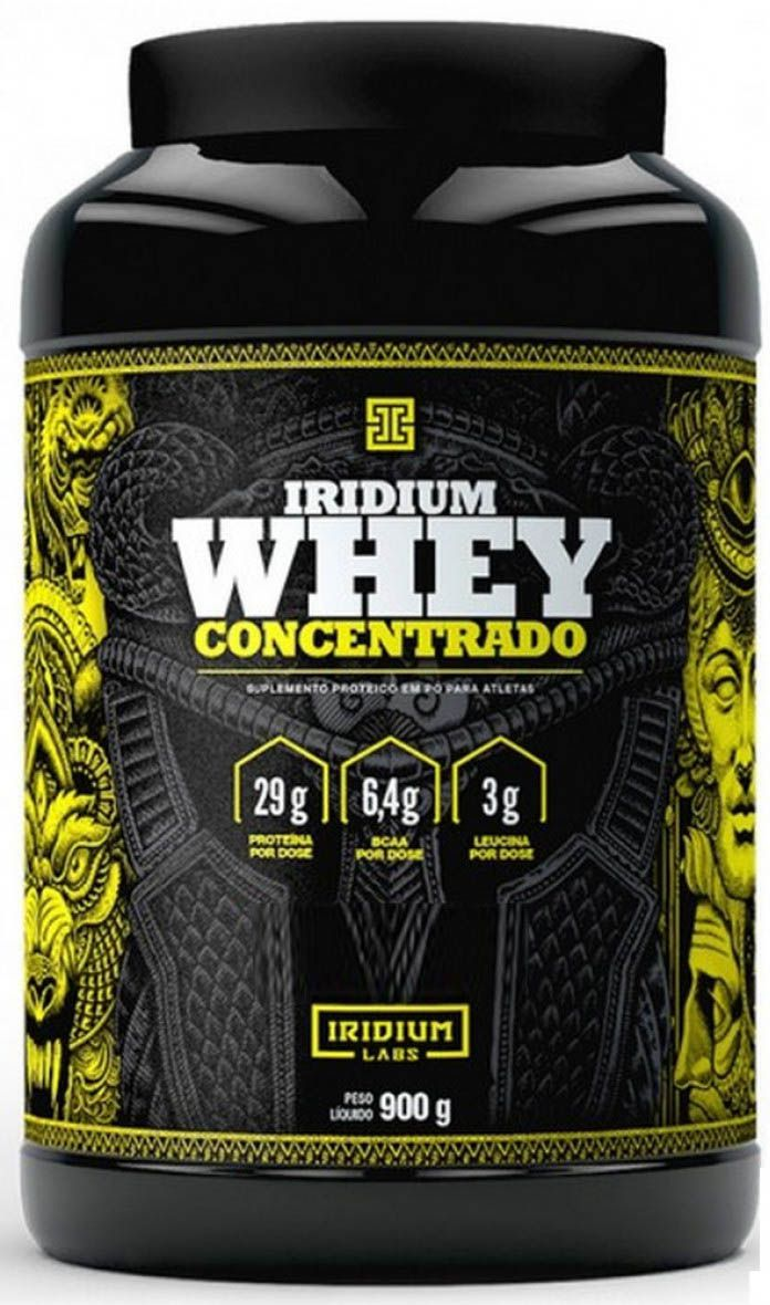Whey Concentrado 900g Iridium Labs