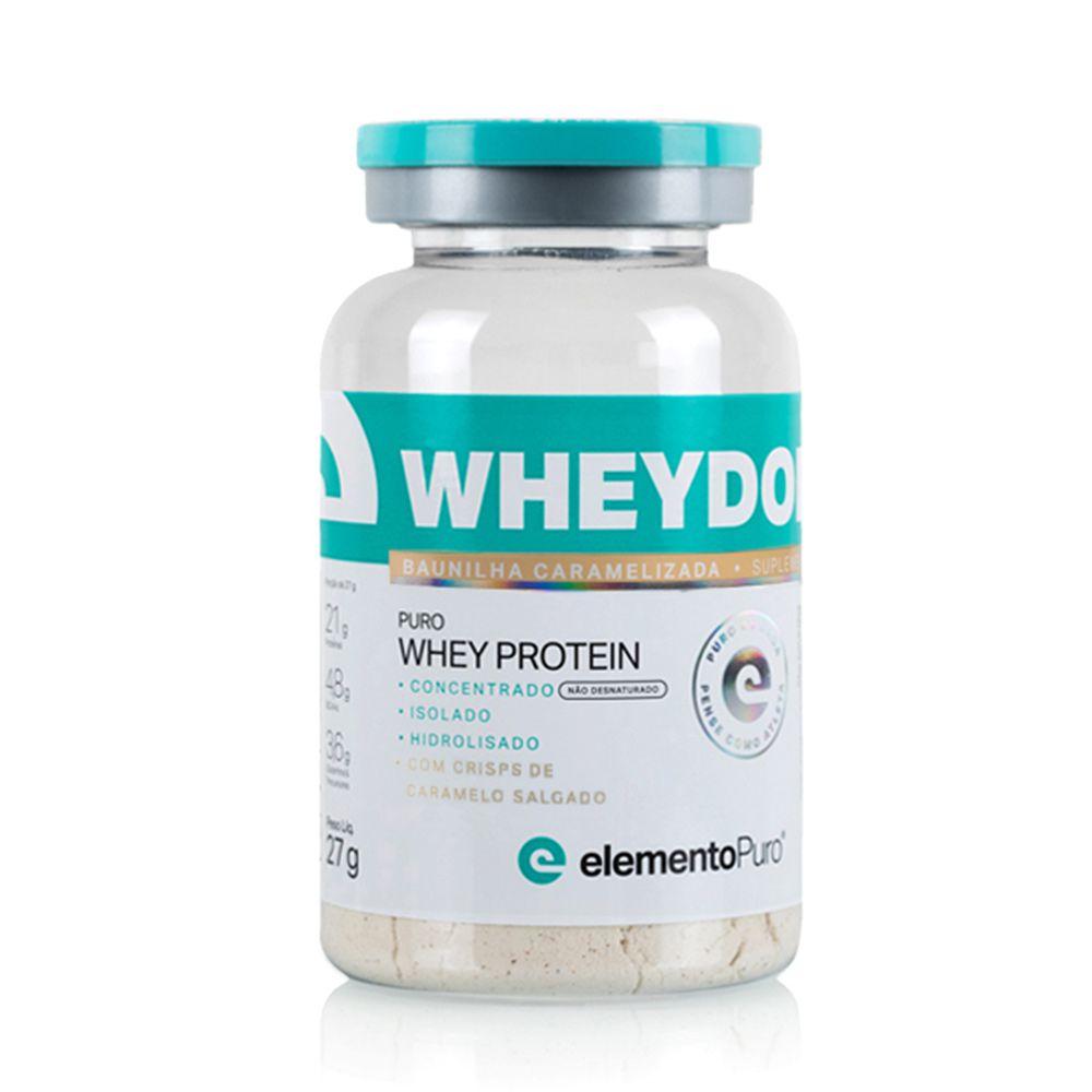 Whey Dop 3W 900g Elemento Puro