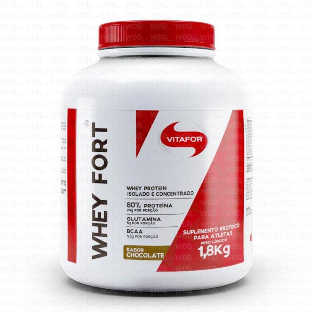 WHEY FORT 1,8Kg Vitafor