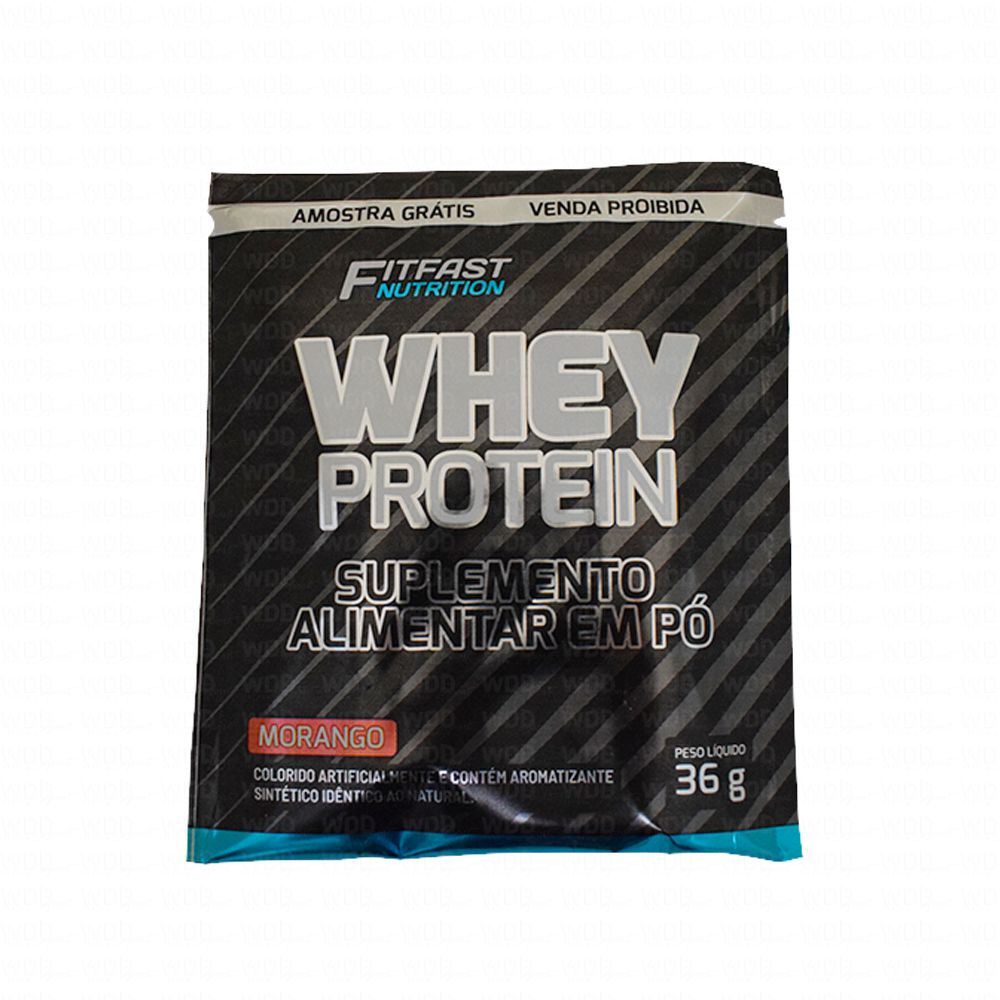 Whey Protein 36g FitFast Nutrition