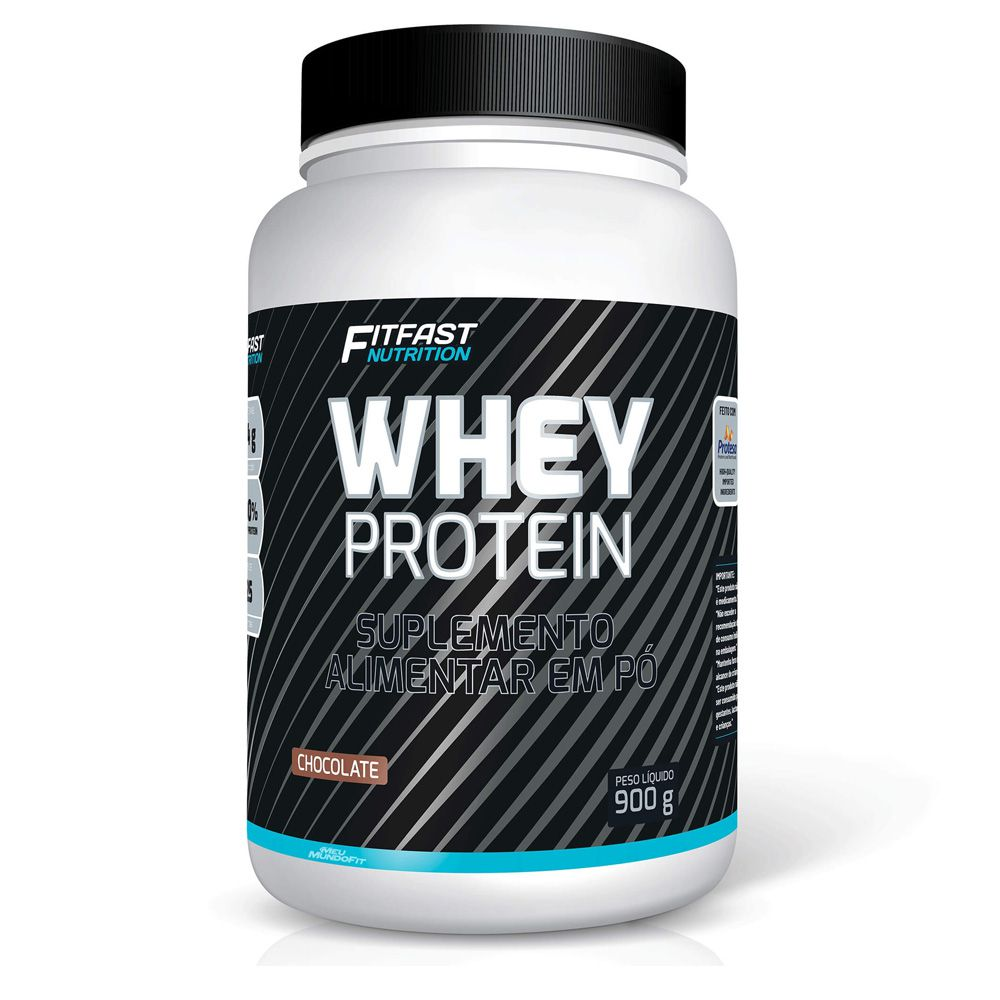 Whey Protein 900g Fit Fast Nutrition
