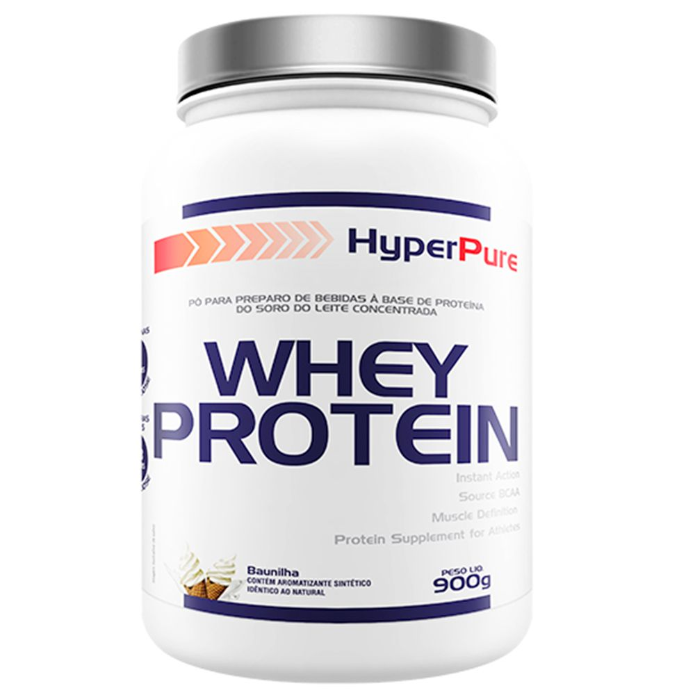 Whey Protein 900g HyperPure