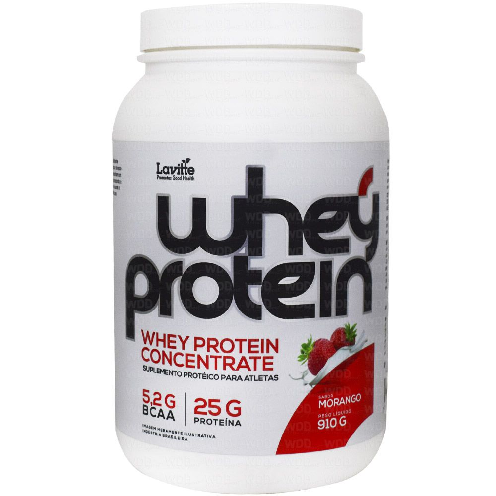 Whey Protein Concentrate 910g Lavitte