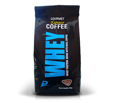Whey Protein Coffee Gourmet 700g Performance