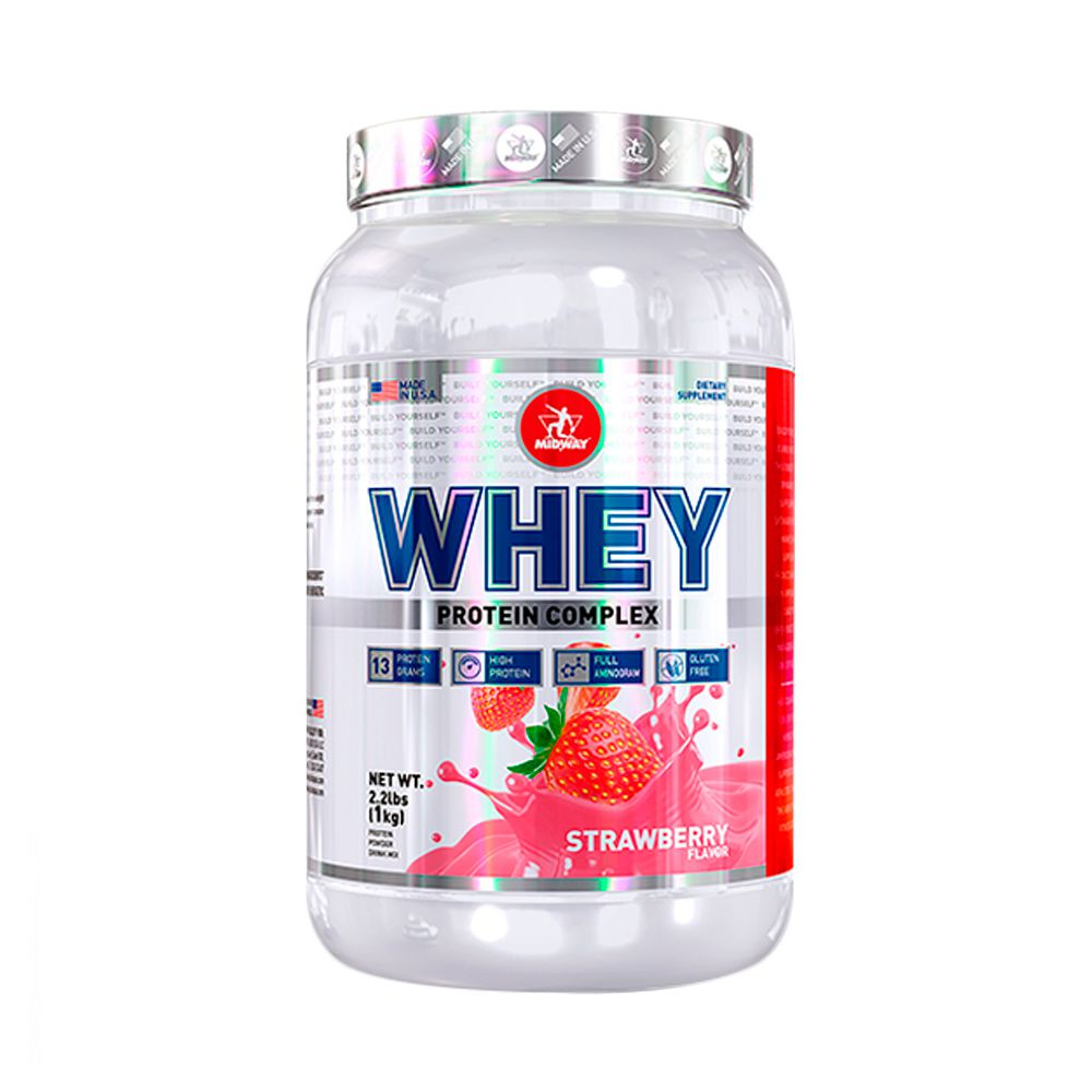 Whey Protein Complex 1kg Midway