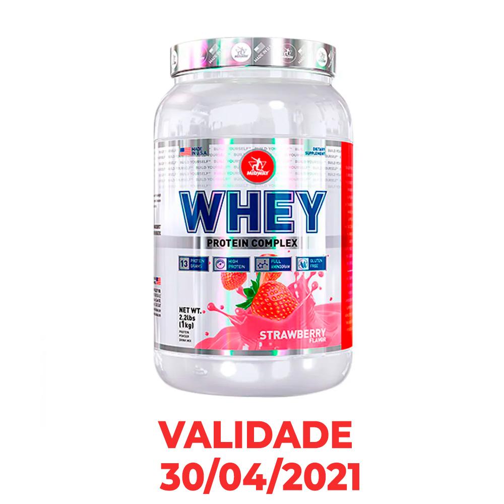 Whey Protein Complex 1kg Midway