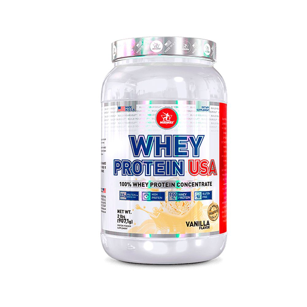 Whey Protein USA 907g Midway